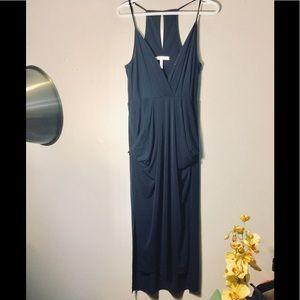 BCBGeneration navy pocket swing dress size small